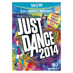 Just Dance 2014 for Wii U (Wii Remote Required)
