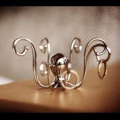 Octopus ring holder - Givensa