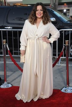 Melissa McCarthy Gets Real About Her Recent Weight Loss