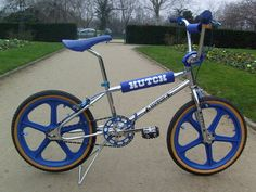 Always wanted a Hutch !! Still do !!
