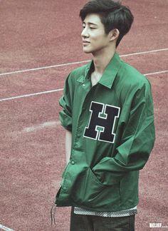iKON bias - Kim Hanbin Hanbin, best leader and perfect. Kim Hanbin Ikon, Ikon Kpop, K Pop, Bobby, Ringa Linga, Ikon Leader, Lee Hi, Winner Ikon, Ikon Debut