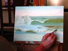 Sea Waves Splash Part 2
