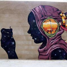 DEIH street art - Valencia.