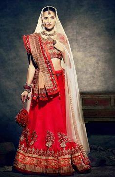 bridal lehenga #lehenga #choli #indian #shaadi #bridal #fashion #style #desi #designer #blouse #wedding #gorgeous #beautiful