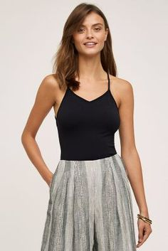 Strappy Cami #Anthropologie