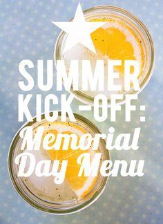 memorial day summer kick off