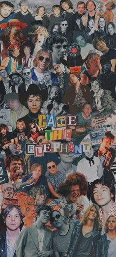 Cage the elephant wallpaper