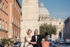 Photoshooting in Vatican