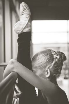stretch a little every day. (inspiration)