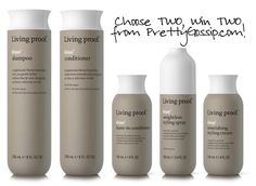 Win 2 Living Proof products of your choice! #PGGiveaway
