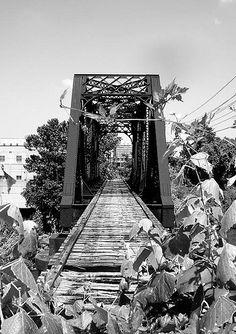 RR Bridge, Houston, Texas