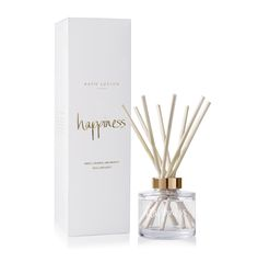 Happiness Sweet Orange & Mango Reed Diffuser