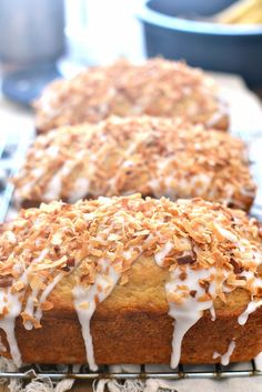 Coconut-Rum Banana Bread | Lemon Tree Dwelling