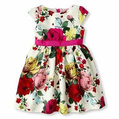 Baker by Ted Baker Floral Dress - Girls 2y-6y - JCPenney