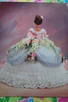 Annie's Miranda Crochet Pattern Glorious Gowns Old South Collection