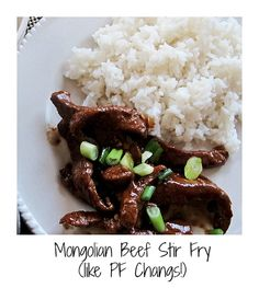 Mongolian Beef stir fry recipe, I used Japanese stir fry mix veggies also frozen carrots and broccoli than fresh sweet peppers ( yellow, orange, and red) mushrooms and ginger powder otherwise followed the recipe