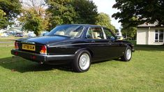 This 1983 Series 3 Saloon has been with KWE for several years awaiting a client to commission its restoration. That has now (2014) happened and we're on the road to bringing this most lovely of saloon cars back to glorious life. With under 46,000 miles on the clock it is structurally and mechanically in good shape. The body will be stripped and repainted in solid black, new KWE suspension, new wood veneers and much more will make this a classic but useable head-turner