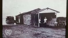 Antiguo terminal de lanchas en Cataño, Puerto Rico.
