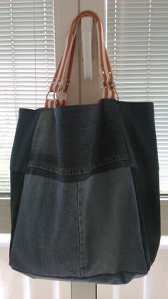 BAGS-Denim bag