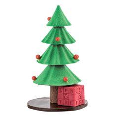 Sapin de Noël Lenotre, Christmas Ornaments, Holiday Decor, Gaston, Pastries, Desserts, Inspiration, Christmas 2015, Sweet Treats