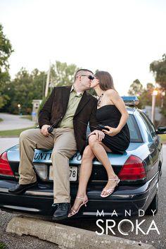 Mandy Sroka Photography » Blog Archive » Love & Law Enforcement | Annapolis Engagement Photographer