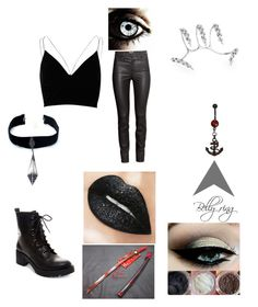 """""""Negan's Daughter"""" by angelinamartinez-i on Polyvore featuring art"""