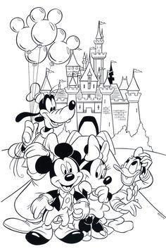 無料の印刷用ぬりえページ 最高のコレクション ワンピース ぬりえ 無料 印刷 In 2020 Cartoon Coloring Pages Mickey Mouse Coloring Pages Disney Coloring Pages