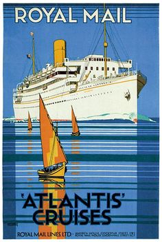 Sisters' Warehouse: Vintage Travel Posters