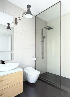 Design interior - UBE studio - Amenajare Baie - walk in shower Ube, Interior Decorating, Interior Design, Walk In Shower, Design Projects, Toilet, Bathroom, Studio, Houses