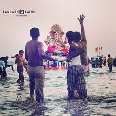 New pin for Ganpati Festival 2015 is created by by kathesaurabh with…