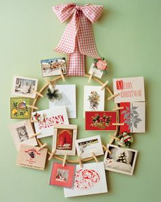 Dress your door (or window or wall) with a welcoming wreath from 20 years of Martha Stewart Living.