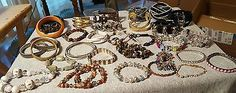 Bracelets Large Lot Fashion Various Styles and Designs