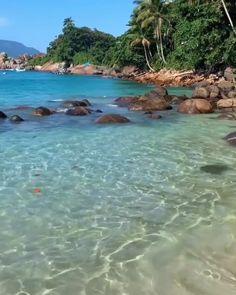 Praia do Aventureiro em Ilha Grande, RJ - The 24 Best Island Beaches in the World - Condé Nast Traveler Beautiful Places To Travel, Best Places To Travel, Vacation Places, Dream Vacations, Cool Places To Visit, Vacation Spots, Beautiful Beaches, Beautiful World, Places To Go