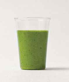 Spinach, Grape, and Coconut Smoothie recipe