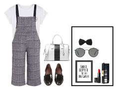 """""""Overall on set"""" by krisscoryfransiska ❤ liked on Polyvore featuring WithChic, Rachel Comey, MICHAEL Michael Kors, Americanflat, Ray-Ban and NARS Cosmetics"""