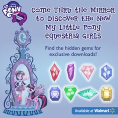My Little Pony is growing up with Equestria Girls (2 winner #giveaway)   This Mama Loves