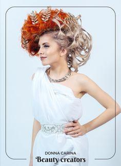 Idei de coafuri si machiaj pentru evenimente speciale #beautycreators #donnacarina One Shoulder Wedding Dress, Wedding Dresses, Fashion, Bride Dresses, Moda, Bridal Gowns, Fashion Styles, Weeding Dresses, Wedding Dressses