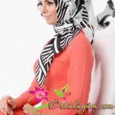 Tozlu Giyim Eşarp Modelleri