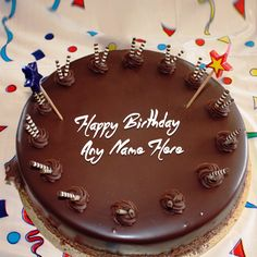 Looking for the perfect Happy birthday cake? We specialize in custom fondant birthday cakes. Beautiful cakes, Gourmet Flavors and Fillings at an affordable price! For more info: http://www.happybirthdaycake-images.com