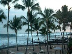 Kona by the Sea: Enjoying a early morning view of the Pacific Ocean during our stay in Kona Hawaii Sept 3,2011