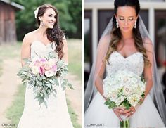 One of our favorite parts of a wedding? The flowers. Use this guide by Maggie Sottero to determine which bouquet type fits your style!