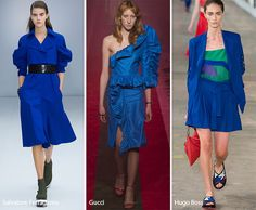 Spring/ Summer 2017 Color Trends: Lapis Blue