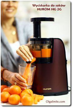 Hurom juicer HG 2G - wyciskarka Hurom Hg 2G