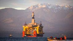Shell suspende perforaciones en las costas de Alaska