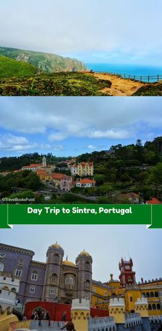 Pena Palace, Cascais, Cabo Da roca, National Palace. There are many things to do during a day trip to Sintra Portugal from Lisbon and these are just some of them.