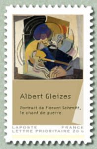 The song of war: 1915. Albert Gleizes