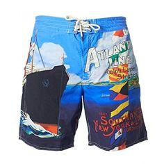 Mens Ralph Lauren Cruise Ship Swim Trunks Shorts W32, Surf Shorts (32)   Amazon.co.uk  Clothing 6abff76ced7