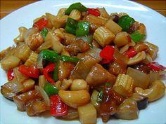 プロ直伝!鶏のカシュナッツ炒め/腰果鶏丁の画像