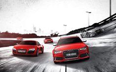 I modelli Audi RS