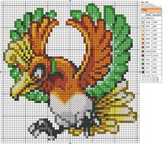 "Search Results for ""Pokemon "" – Page 41 – Birdie Stitching Simple Cross Stitch, Beaded Cross Stitch, Cross Stitch Charts, Cross Stitch Embroidery, Cross Stitch Patterns, Easy Cross, Hama Beads Pokemon, Pokemon Craft, Pixel Art"